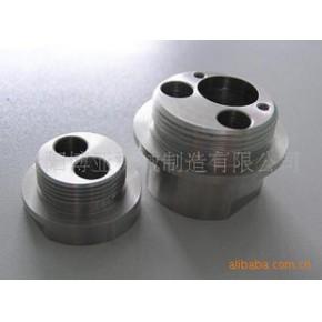 快速响应各种材料的CNC车削镗削精密代加工机加件