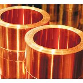 环保进口紫铜带 铜带材 多种
