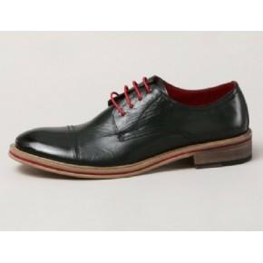 软皮时尚皮鞋型号EC64318