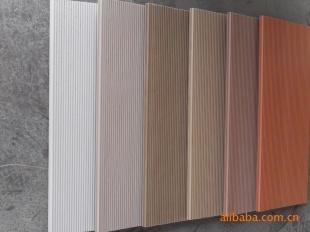 木塑挂墙板,木塑隔音隔热装饰板 -建筑建材
