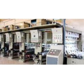 宽膜印刷加工 2000型印刷机