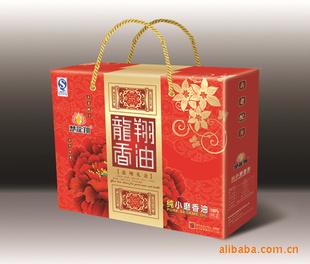 洛阳特产 芝麻油礼品装 香油礼品装 福利礼品箱 香油礼盒 -食品饮料图片