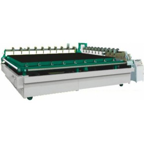 双桥立交式玻璃切割机(半自动)