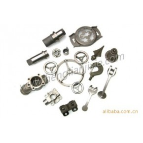 各种定制的不锈钢碳钢精铸件