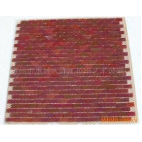 供应多种型号规格齐全的彩色玻璃 玻璃马赛克