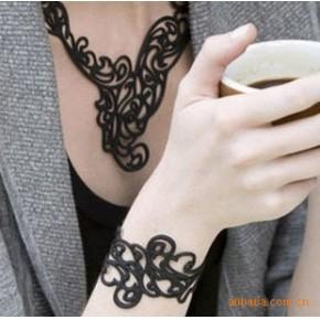 软胶缕空手环,胶手环,橡皮缕空手环,橡皮筋手手链,透空手环,手带
