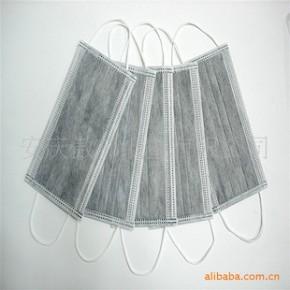 一次性活性炭口罩 、2层 、白色