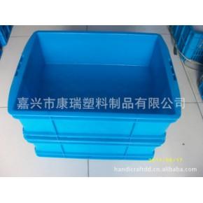 500-180周转箱 可叠塑料箱 嘉兴塑料箱