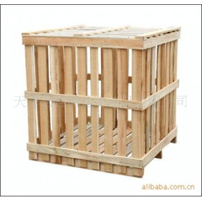 木箱  花格箱 天然木材