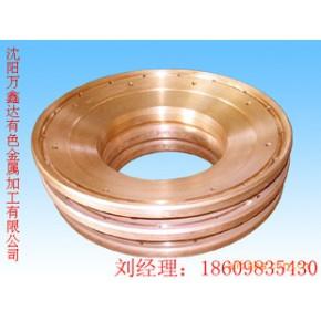 合金铜套  磷铜合金 10-1铜瓦 铜件