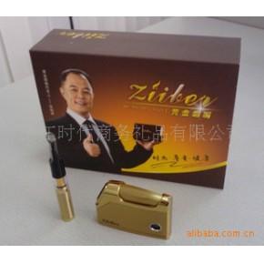电视购物 黄金烟嘴电子烟 7层过滤 (送LV烟盒) 带防伪
