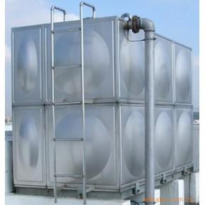 不锈钢生活水箱干净卫生 不锈钢水箱