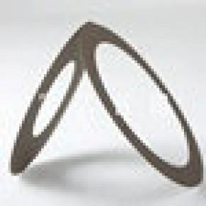 三磨金属切割砂轮 现货 非标准件