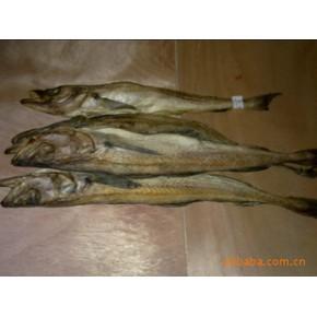 优质自然风干的俄罗斯产明太鱼干