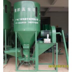 广东猪饲料粉碎搅拌机|猪饲料混合搅拌机|立式猪饲料混合机