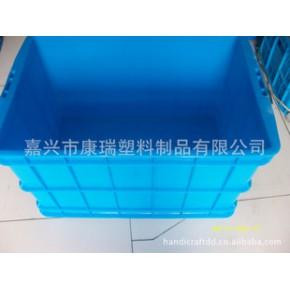 浙江塑料箱,嘉兴塑料箱,610塑料箱,加厚型塑料箱