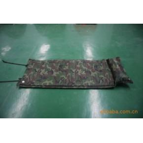 迷彩自动充气垫、充气垫、防潮垫