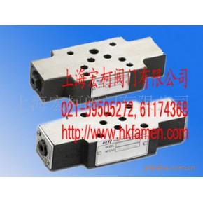 Z2FS6/10/16/22叠加式双单向节流阀,液压阀,双单向节流阀