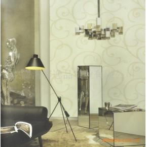 洛可可壁纸 墙纸批发 壁纸 现代墙纸 装饰壁纸