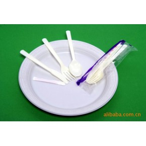 塑料刀叉勺 森兴箸业 塑料