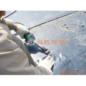 盈帆牌土工布防渗土工膜专用于垃圾填埋防渗