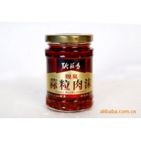 """贵州乡野原蒜,特殊专利加工,黔蒜香:""""蒜""""你出色!蒜粒肉沫"""