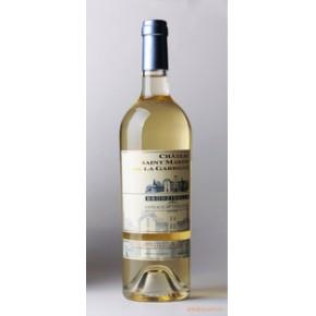 法国原装进口   圣马丁特酿干白葡萄酒