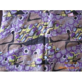 2011-2012年网上流行全棉印花围巾