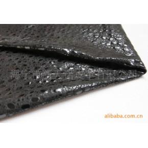 二层猪皮 猪皮革 鸵鸟纹贴膜 真皮皮革