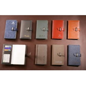平装插套式笔记本