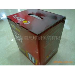 28CM欧式单层锅盒,坑盒印刷,包装盒,印刷公司,彩塘彩盒厂