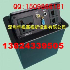 多功能桌面插座 桌面集线盒插座