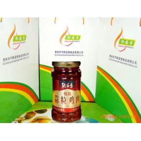 乡野原料杨家湾大蒜 蒜粒鸡肉 贵州特产
