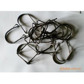 异形弹簧、异型弹簧、弹簧锁扣、弹健锁扣,碰簧锁,抱箍