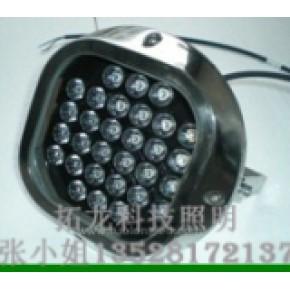 24W全不锈钢LED水底灯 园林水下灯
