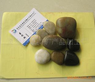 鹅卵石工艺品 黑色鹅卵石 红色鹅卵石