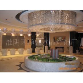 工程吊灯 现代吊灯 展厅吊灯 酒店大型工程吊灯 大型吊灯 水晶灯