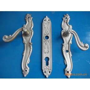 精密压铸执手门锁、机械门锁、钢木门锁、室内门锁