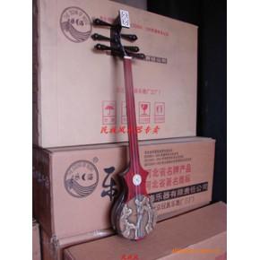 扎木聂 藏族弹弦乐器扎木聂 少数民族乐器