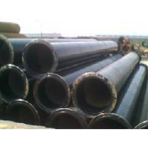 大口径防腐钢管水泥砂浆衬里防腐钢管钢管防腐