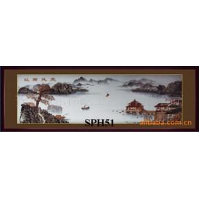 优质桦树皮画SPH51 桦树皮