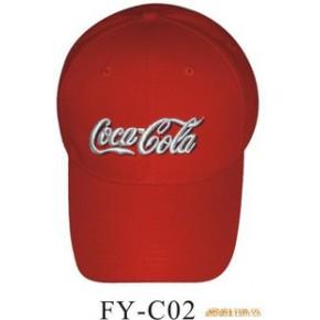 专业生产定做各种广告帽、鸭舌帽、工作帽、太阳帽等