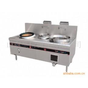 单炒单蒸炉,单炒单煮炉,双炒炉,双头蒸炉,双头煮炉,炉灶