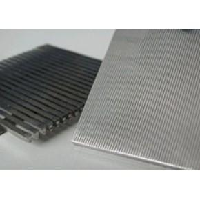 不锈钢焊接式矿筛网、条缝筛片、筛板筛篮、焊接式震动筛网、圆筒网、弧形筛