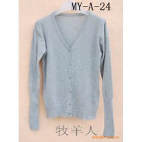 新流行百搭韩版女士羊绒衫
