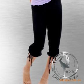 【舞之郎】舞蹈服装 芭蕾舞蹈裤 形体裤 女款人棉7分裤
