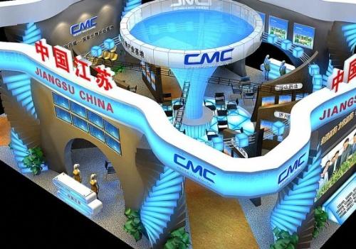 求购西安企业展厅设计,西安企业展厅施工服务