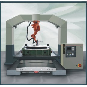 HTM3000型模具表面中频感应淬火机床