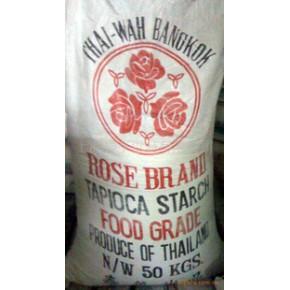 现货供应泰国进口木薯淀粉