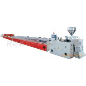 PVC型材生产线 XQ SJSZ60*22